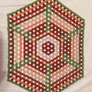 Other - EUC/Vintage/handmade beaded doily